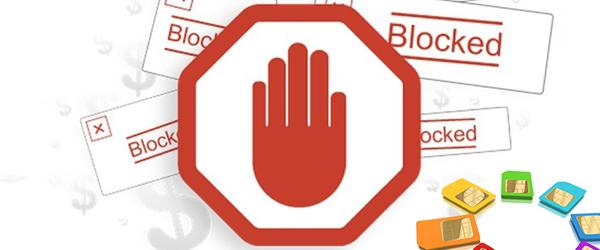 Как избежать блокировки SIM карт